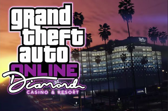 GTA 5 Online: Casino Update Screenshot