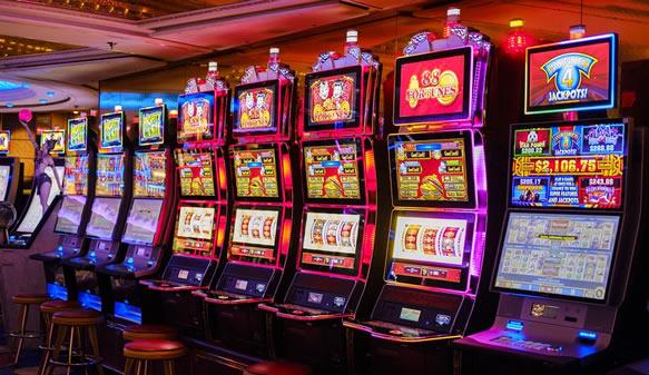 Slot Spielautomaten
